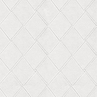 都會菱格紋_珠光白(15011)