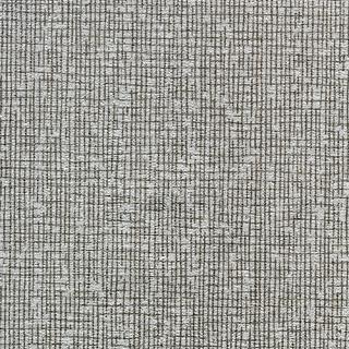立體布紋_銀底黑線條(15033)