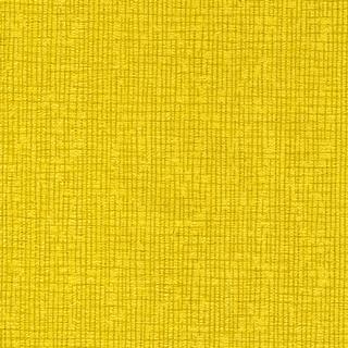 立體布紋_黃底米線條(15034)