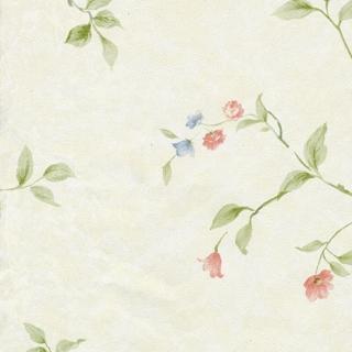 鄉村小花_黃花漆底(15082)