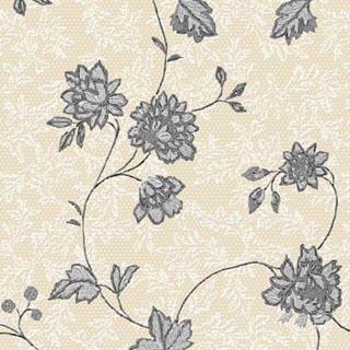 藤蔓花朵_銀色花(15183)