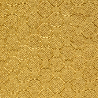 典雅編織格紋_咖啡金(15214)