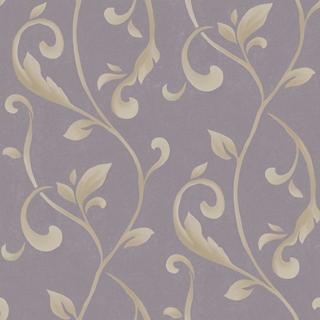華麗藤蔓葉_紫色款(15242)