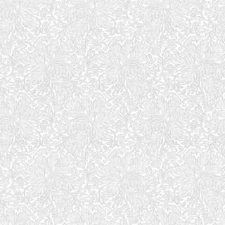 滿版刺繡藤蔓 _淺灰銀(KC-0103)