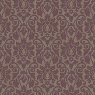 古典圖騰_神秘紫(NA5707)