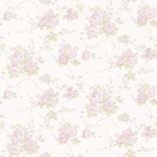 美式鄉村小花_淺紫(LM1301)