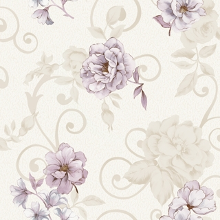 幽香花韻_紫色花朵(716102)