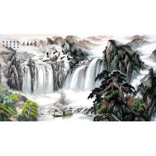 中國書畫系列(143-FWY3V0502)