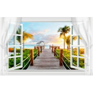 世界風景系列(106-1-WBH0825)