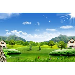 世界風景系列(104-1-FWY3V0142)