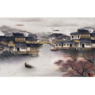 中國書畫系列(144-2-FWY3V0503)