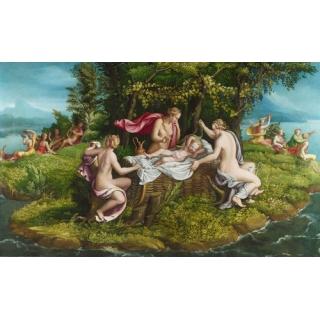 歐式油畫系列(129-WBH0911)
