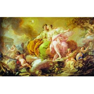 歐式油畫系列(130-WBH0914)