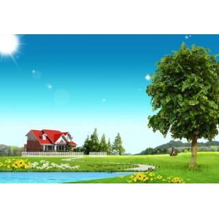 世界風景系列(104-4-FWY3V0145)