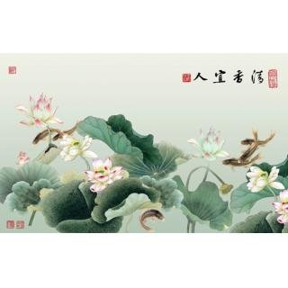 中國書畫系列(140-3-WBH0411)