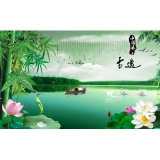 中國書畫系列(140-2-FWY3V0524)