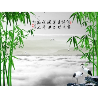 中國書畫系列(138-2-FWY3V0525)