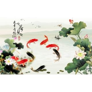 中國書畫系列(140-4-WBH0413)