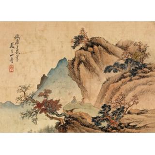 中國書畫系列(144-4-WBH0414)