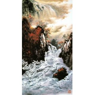 玄關壁畫系列(153-2-FWY3V0863)