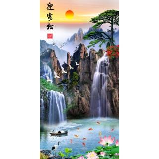 玄關壁畫系列(154-1-FWY3V0882)
