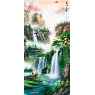 玄關壁畫系列(154-3-FWY3V0887)