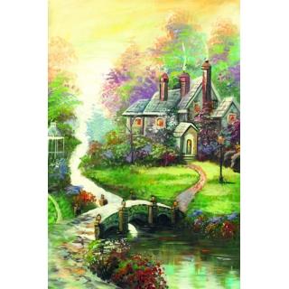玄關壁畫系列(158-3-FWY3V0841)