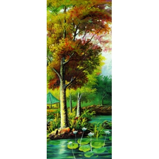 玄關壁畫系列(172-1-FWY3V0808)
